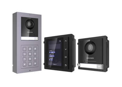 Modular Intercom