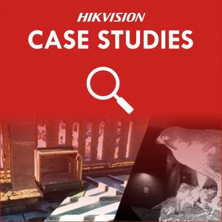 Hikvision Case Studies